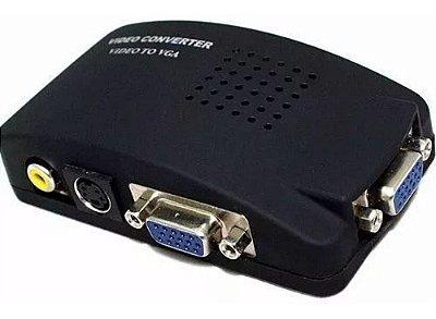 Conversor TV PC, RCA para VGA