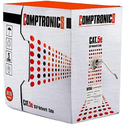 Cabo de Rede Comptronics CAT5e - Caixa 305 metros