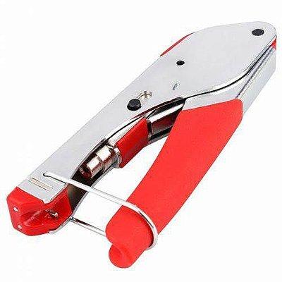Alicate de Pressão RCA, RG6, F - Crimping Tool