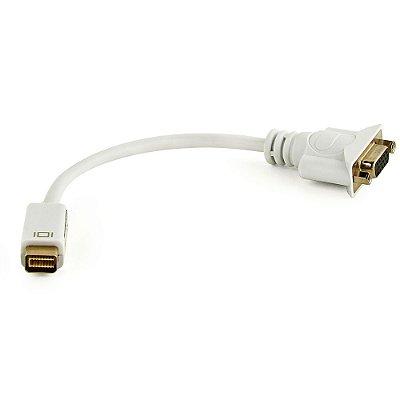 Cabo Adaptador MAC - Mini DVI para VGA