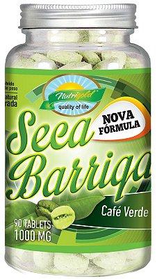Novo Seca Barriga Café Verde Nutrigold 90caps 1000mg