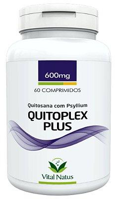 Quitoplex Plus Quitosana com Psyllium (60 compr) VItal Natus