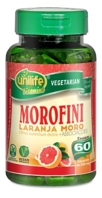 Morofini - Morosil 500mg 60 caps Unilife