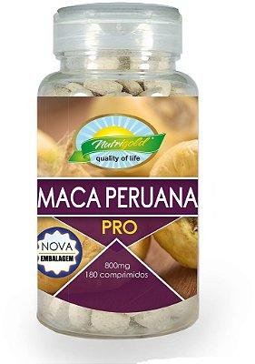Maca Peruana Nutrigold 180 Cápsulas