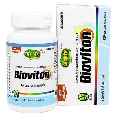 Bioviton Polivitamínico (120) cápsulas - Unilife