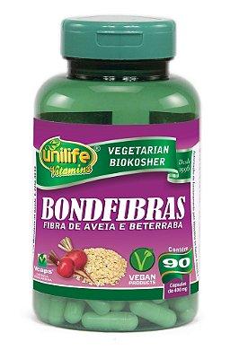 Bondfibras 90 Cápsulas (400mg) - Unilife