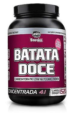 Carbo Sweet Batata Doce Roxa (1kg) - Unilife