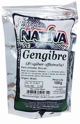 Gengibre (100g) - Natíva