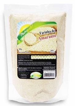 Farinha de Amaranto Organico 200g Nutrigold