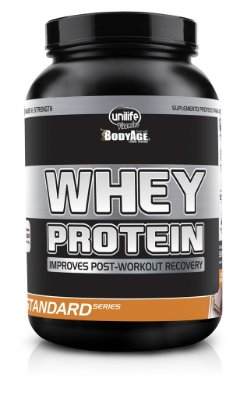 WHEY MIX Protein Chocolate (900g)- Unilife