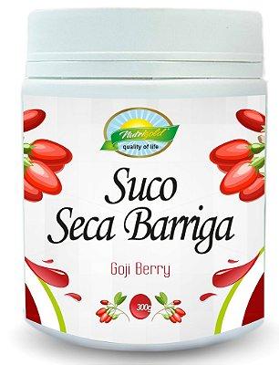 Suco Seca BarrigaGojiBerry 300g - Nutrigold