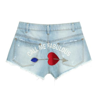 Shorts Call Me Fabulous