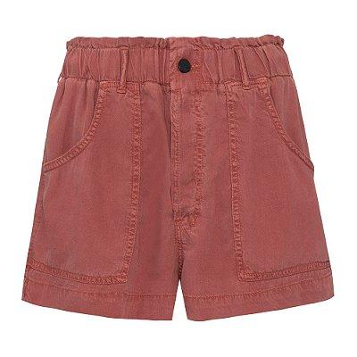Shorts Veleiro Terracota