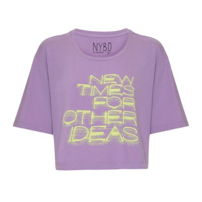 Camiseta Cropped Ideas