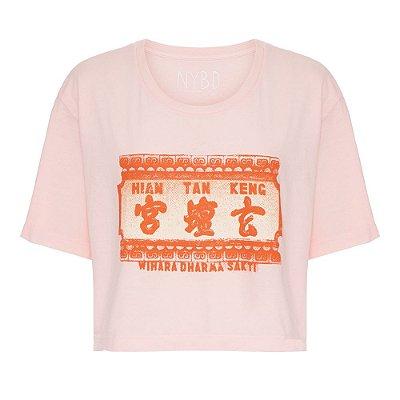 Camiseta Cropped Dharma