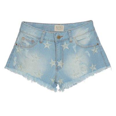 Shorts Estrelas
