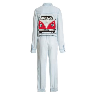 Macacão Pijama Kombi