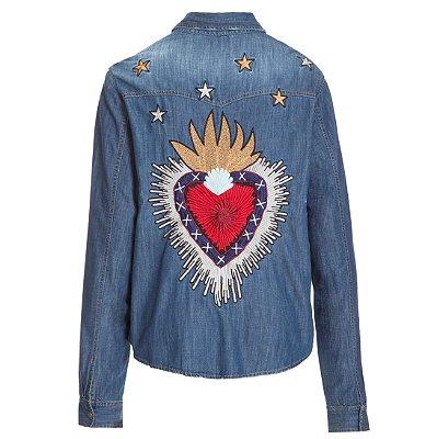 Camisa Jacket Novo Coração Sagrado