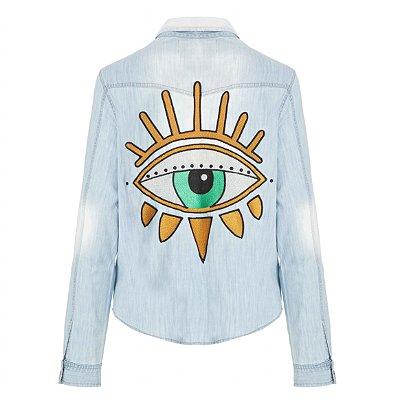 Camisa Jacket Olho