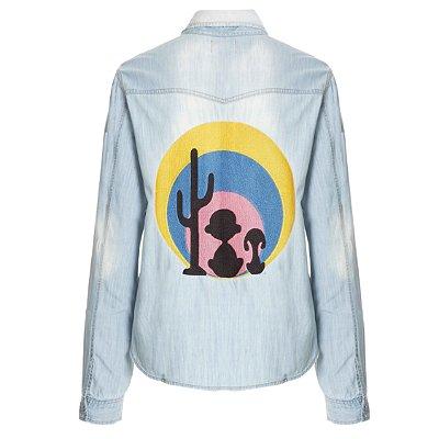 Camisa Jacket Snoopy Sol