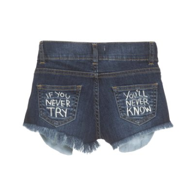 Shorts If You Never Try You'll Never Know Bambini