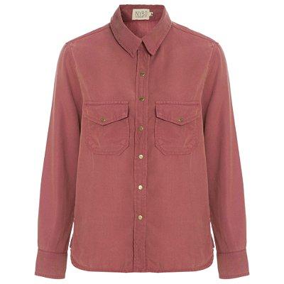 Camisa Lisa Blush