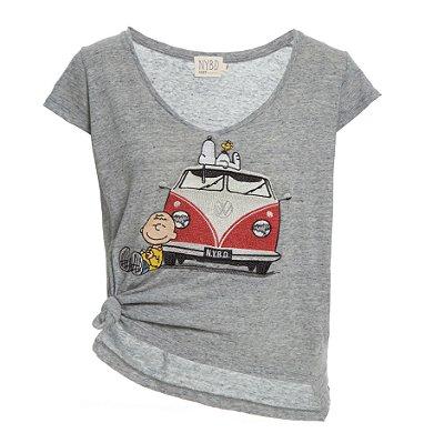 Camiseta Cozy Nó Kombi