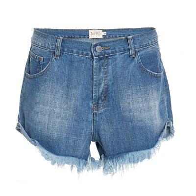 Shorts Baixo Liso