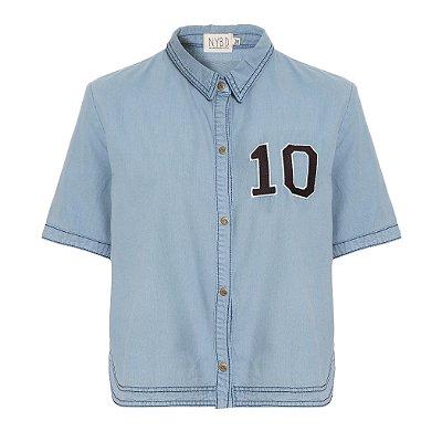 Camisa Cropped 10