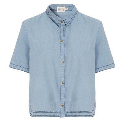 Camisa Cropped Lisa