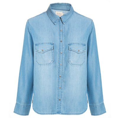 Camisa Lisa Jeans