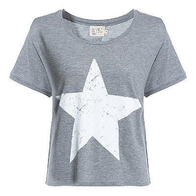 Camiseta Estrela Mescla