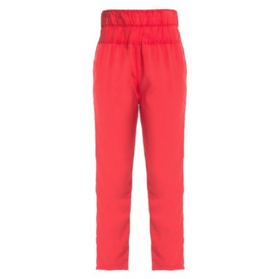 Calça Pijama High Waisted Tomate