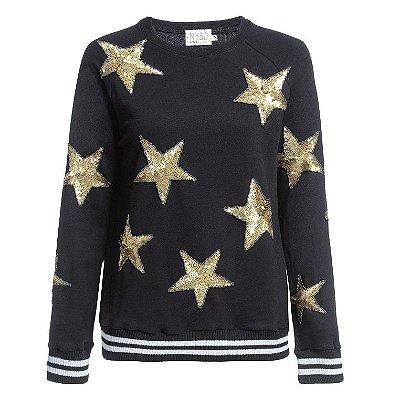 Moletom Estrela Dourada