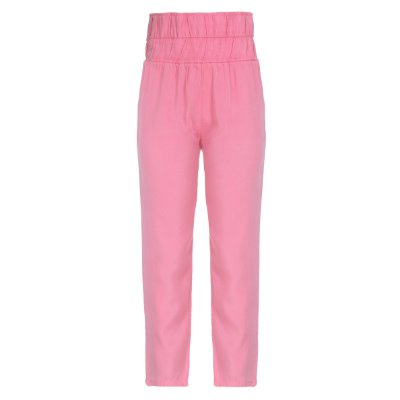 Calça Pijama High Waisted Rosa