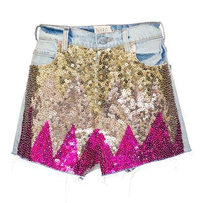 Shorts Básico Rainbow Rosa