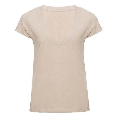 Camiseta Gola V Gelo