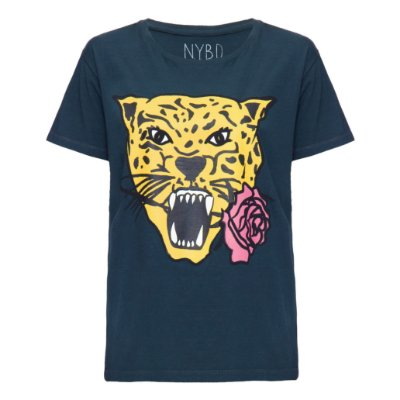 Camiseta Onça Chumbo