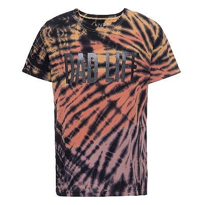 Camiseta Dad Life Tie Dye