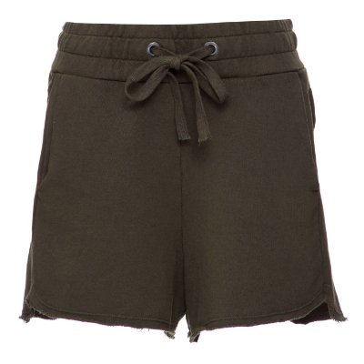 Shorts Moletom Militar