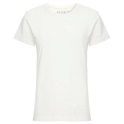 Camiseta básica Areia