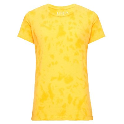 Camiseta Básica Amarelo