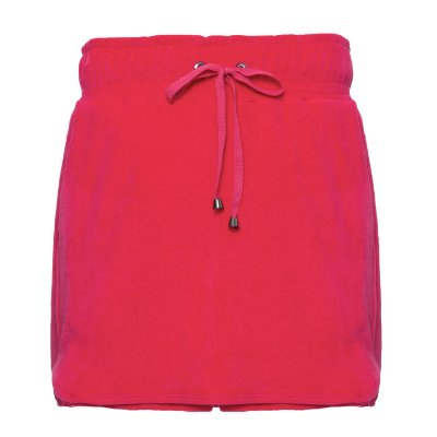 Shorts Saia Plush Pink