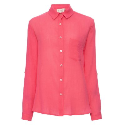 Camisa Podrinha Pink