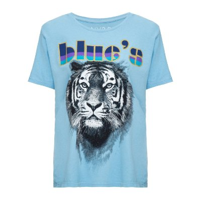 Camiseta Blues Azulzinho