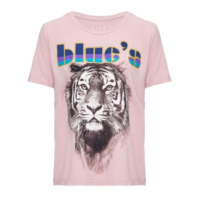 Camiseta Blues Nude