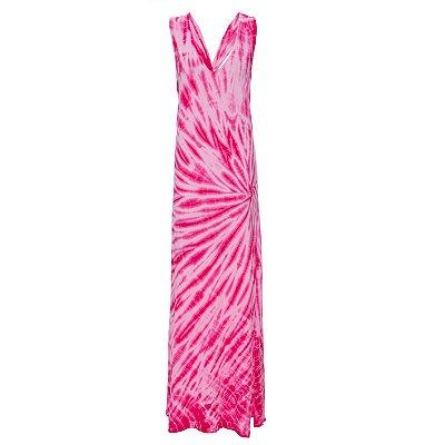 Vestido Praia Pink