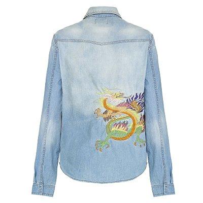 Camisa Jacket Dragão