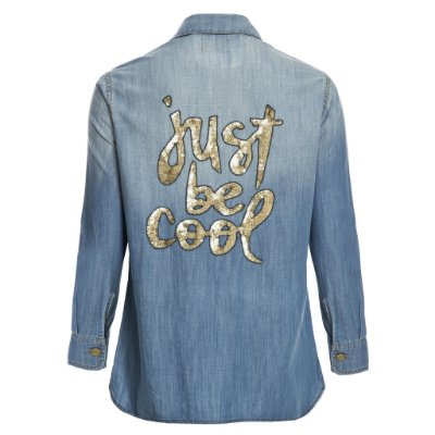 Camisa Always Just Be Cool