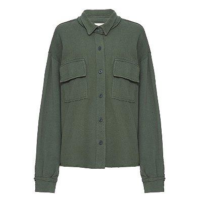 Camisa Moletom Militar